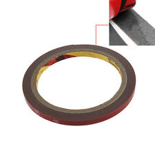 Auto Truck Car Acrylic Foam Double Sided Attachment Tape Adhesive LxW 3m x 6mm