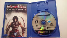 PRINCE OF PERSIA WARRIOR WITHIN PLAYSTATION 2 PS2 PAL ESPAÑA.BUEN ESTADO