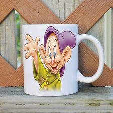 Tazza ceramica CUCCIOLO SETTE NANI ceramic mug