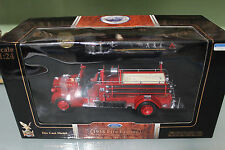 YatMing Road Signature Collectors Series Georgetown FD Ford 1938 Mack Fire Truck