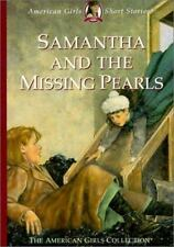 Samantha and the Missing Pearls (American Girls Short Stories)-ExLibrary