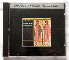 CD Prokofiev (Prokofjew) Nevsky Slatkin St. Louis Orch. MFSL-Candide Sanyo-Japan