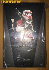 Ready! Hot Toys VGM20 Star Wars Battlefront Shock Trooper 1/6 Figure Normal Ver