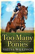 Too Many Ponies-ExLibrary