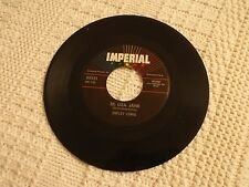 SMILEY  LEWIS  LIL LIZA JANE/MY LOVE IS GONE  IMPERIAL 5531
