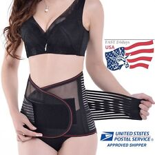 Magnetic Waist Belt Brace For Pain Relief Lower Back Therapy Support Sports E19