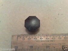 "1pc VINTAGE BROWN BAKELITE VALVE WIRELESS RADIO TV KNOB "" TONE "" (Lot 45)"