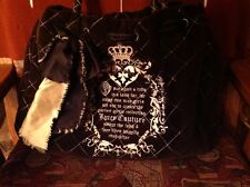 JUICY COUTURE Purse In Chocolate Brown Soft To Touch GORGeOUS! NWOT