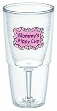 Shimmering Mommy's Sippy Cup Tervis® 16 oz Wine Goblet Tumbler