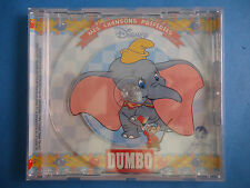 CD DISNEY DUMBO COLLECTION MES CHANSONS PREFEREES 4 TITRES