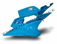 NEW HONDA TRX 450R 04 - 05 ELECTRIC BLUE PLASTIC REAR FENDER TRX450R