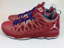 NEW JORDAN CP3.VI 535807 616 SPORT RED/WHITE-GYM RED-GM RY MEN'S SIZE 11.5