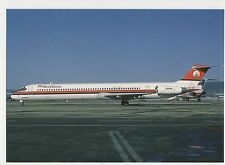Meridiana Douglas MD-83 Aviation Postcard, B008
