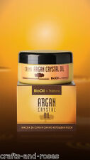 Bio certified Argan Oil Mask conditioner for deep moisturizing of dry hair
