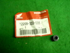 HONDA XL350 XL125 CB400 CB550 TL250 CACHE ORIGINAL JOINT QUEUE SOUPAPE