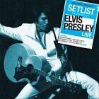 NEW Setlist: The Very Best Of Elvis Presley Live by Elvis Presley CD (CD)