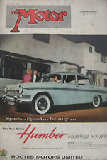 Motor magazine 6/1/1960 featuring Chevrolet Corvair road test
