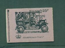 Great Britain 25p Taxi Cab  December 1972 Issue S DH50