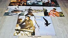 ULTIME VIOLENCE revenge of the ninja ! sho kosugi jeu photos cinema lobby cards