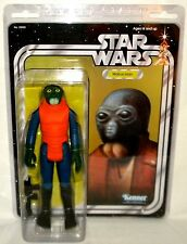 "WALRUS MAN Jumbo Star Wars Gentle Giant Retro Vintage Card 12"" Line"