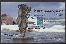 ALAND : 1997 Aland Autonomy Miniature sheet SG MS126 never-hinged mint