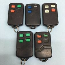 Lot of 5 Used Honeywell Ademco 5804 Wireless Remote Control 4 BUTTON Keyfob!