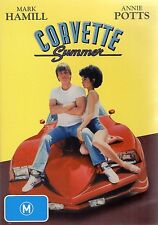 CORVETTE SUMMER (1978 Mark Hamill) -  DVD - UK Compatible - New & sealed