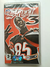 NFL Street 3 For Sony PSP (New & Sealed)