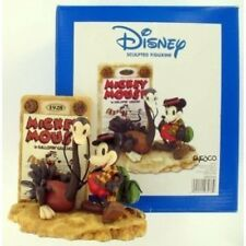 Mickey Mouse Disney Gallopin Gaucho Figurine Enesco