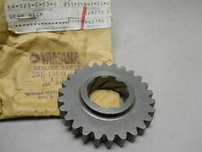 Yamaha NOS AT1, AT1M, CS5, CT1, HT1, Kick Gear (26T), # 251-15641-01-00   d6