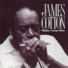 James Cotton Mighty Long Time CD NEW SEALED 2009 Blues