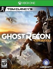 Tom Clancy's Ghost Recon: Wildlands (Microsoft Xbox One, 2017) Game Disc Only