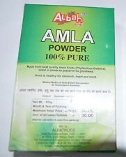 AMLA POWDER CHURNA  FOR  FACE SKIN HAIR PHYLLANTHUS EMBLICA indian gooseberry