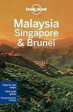 Lonely Planet Malaysia, Singapore & Brunei (Travel Guide)-ExLibrary
