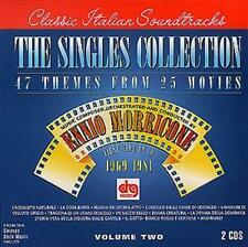 Ennio Morricone - The Singles Collection - nur Originale / 2 CD - Out of Print
