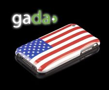 Schutzhülle f iPhone 3G 3GS United States USA Case Tasche Bumper Cover Hard