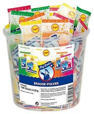 100 x Bags AHOJ Brause-Pulver (lemonade powder) 580grams  **Made in germany**
