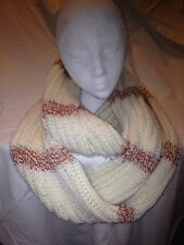 Double Wrap Infinite Scarf