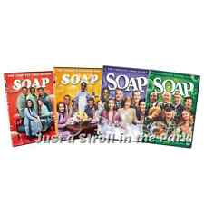 SOAP: The Complete 70s TV Series Seasons 1 2 3 4 DVD Box Sets Collection NEW!
