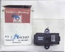 NOS 75 76 77 CHEVY GMC TRUCK WIPER SWITCH #1994172 BLAZER SUBURBAN