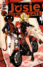 JOSIE AND THE PUSSYCATS (2016) #2 - Cover A - New Bagged