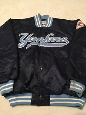 Vintage Majestic New York Yankees Mlb Baseball Jacket Coat Xl Rare Ny