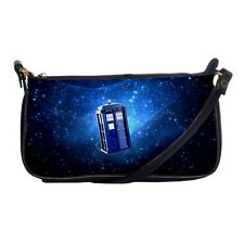 new TARDIS DOCTOR WHO Shoulder Clutch Bag free shipping