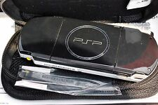 Sony Playstation Portable PSP 3001 Bundle system + Games, Accessories, Car, Case
