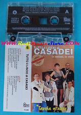 MC RAOUL CASADEI Tavola grande tutto il liscio 6 1996 italy no cd lp dvd vhs