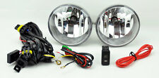 Toyota Tacoma Tundra Sequoia Solara Fog Lights w/ Wiring Pair RH LH Right Left