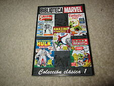 RARE MEXICAN VERSION DIGEST COMIC 1ST SPIDERMAN,HULK,FF,IRON MAN AND AVENGERS!!
