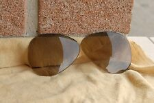 Vintage B&L Lenti Photochromic per Ray Ban Aviator Calibro #62 USA Glass Lens
