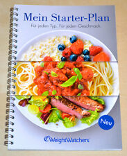 Weight Watchers Mein Starter Plan - Starten Liste Start Set ProPoints Plan NEU