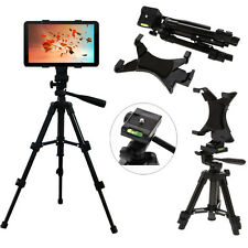 """Adjustable Foldable Tripod Stand Mount Holder for 7""""~10.1"""" Tablet iPad 4 3 2 Air"""
